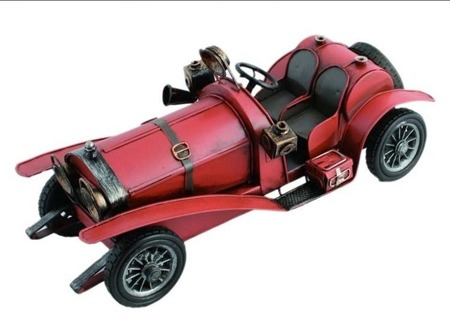 Replika auta 14x14x30