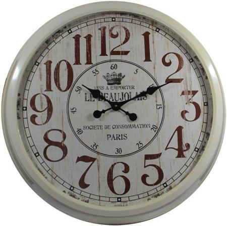 Zegar wiszący retro