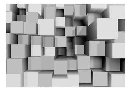 Fototapeta - Geometryczne puzzle