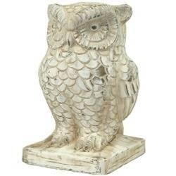 Figurka sowa ceramika gaja 19,5x13x13