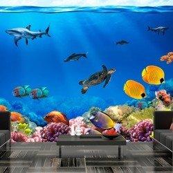 Fototapeta - Podwodne królestwo