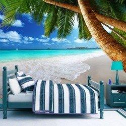 Fototapeta - Tropikalna wyspa