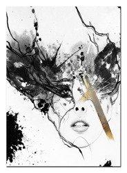 """Obraz """"Abstrakcje"""" - olejny, ręcznie malowany 50x70cm"""