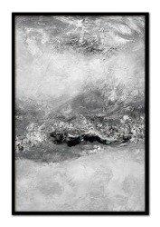 """Obraz """"Abstrakcje"""" - olejny, ręcznie malowany 63x93cm"""