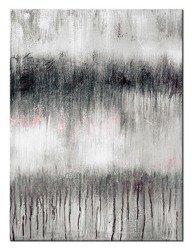 """Obraz """"Abstrakcje"""" - olejny, ręcznie malowany 90x120cm"""