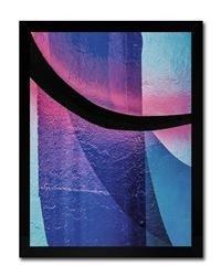 "Obraz ""Abstrakcje"" reprodukcja 33x43cm"