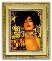 Obraz - Gustaw Klimt - olejny, ręcznie malowany 27x32cm