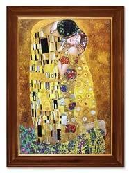 """Obraz """"Gustaw Klimt"""" ręcznie malowany 75x105"""