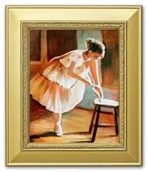 Obraz - Inne - olejny, ręcznie malowany 30x35cm