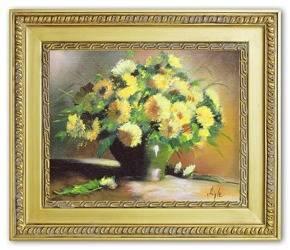 """Obraz """"Inne"""" ręcznie malowany 26x31cm"""