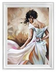 """Obraz """"Inne"""" ręcznie malowany 64x84cm"""