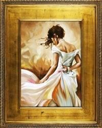 """Obraz """"Inne"""" ręcznie malowany 80x100cm"""