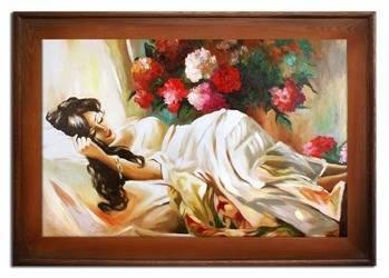"""Obraz """"Inne"""" ręcznie malowany 82x112cm"""