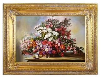 """Obraz """"Inne"""" ręcznie malowany 90x120cm"""