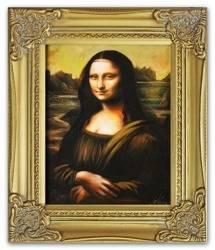 """Obraz """"Inni"""" ręcznie malowany 27x37cm"""