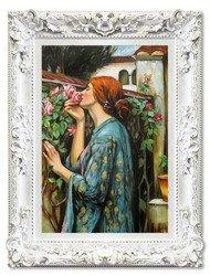 """Obraz """"Inni"""" ręcznie malowany 85x115cm"""