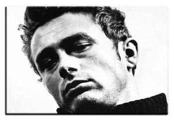 "Obraz ""James Dean"" reprodukcja 50x70cm"