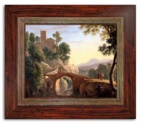 Obraz - Krajobrazy 36x31cm