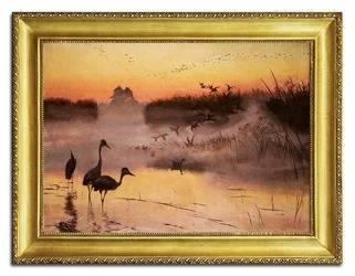 Obraz - Malarstwo polskie 68x89cm