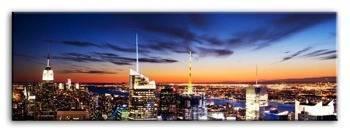 "Obraz ""New York"" reprodukcja 150x50 cm"