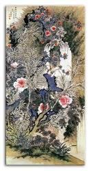 Obraz - Orient 45x90cm