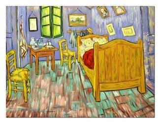 """Obraz """"Pablo Picasso, Salvador Dali i inni"""" ręcznie malowany 72x90cm"""