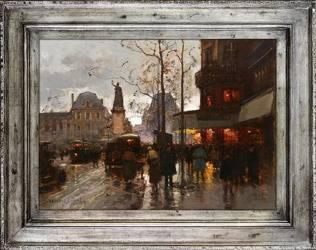 "Obraz ""Paris"" reprodukcja 53x73cm"