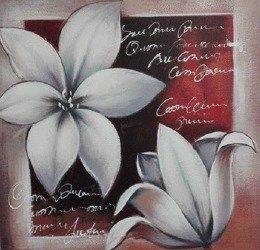 Obraz Ręcznie Malowany Cena Hurtowa  60X60 CM