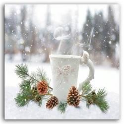 Obraz - Święta 40x40cm