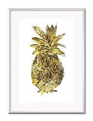 """Obraz """"Tropical Island"""" ręcznie malowany 31x41cm"""