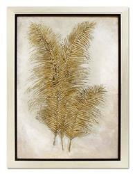 """Obraz """"Tropical Island"""" ręcznie malowany 74x94cm"""