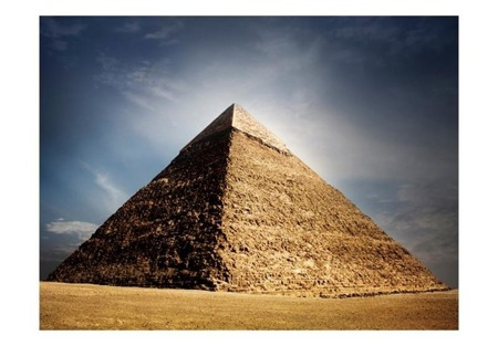 Fototapeta - Egyptian pyramid