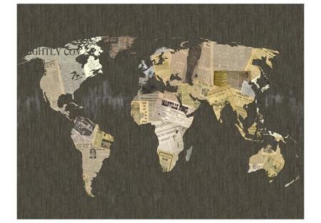 Fototapeta - Gossips from the World