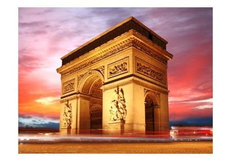 Fototapeta - Łuk Triumfalny - Paryż