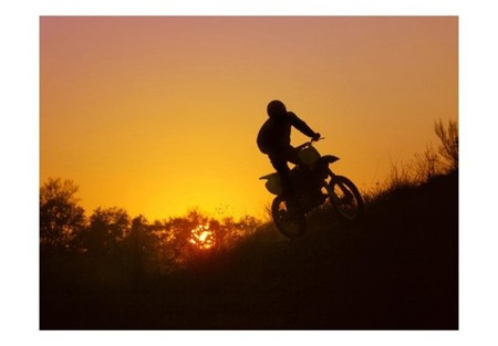Fototapeta - Motocross