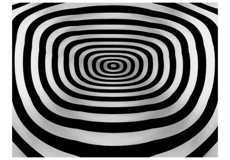 Fototapeta - Op art, sztuka i iluzja