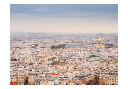 Fototapeta - Paryż - widok z lotu ptaka