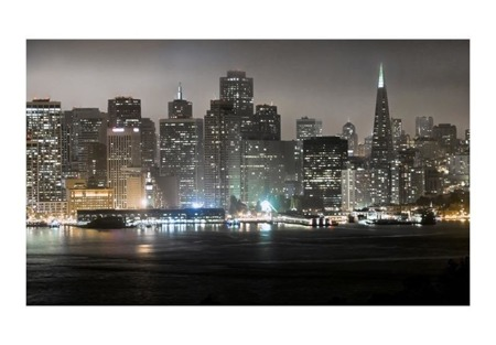 Fototapeta - San Francisco by night