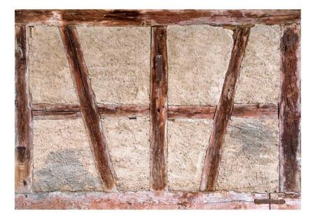 Fototapeta - Stara stodoła