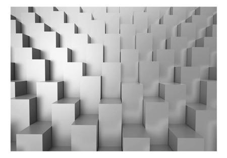 Fototapeta - Świątynia abstrakcji