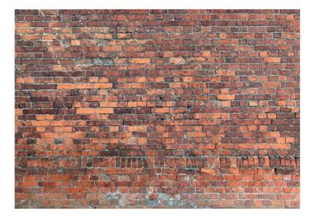 Fototapeta - Vintage Wall (Red Brick)