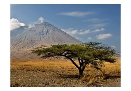 Fototapeta - Wulkan Ol Doinyo Lengai - Tanzania, Afryka