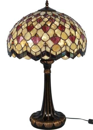 Lampa Witrażowa