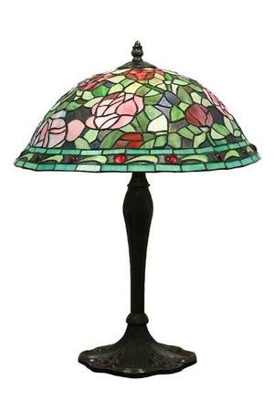 Lampa witrażowa 75 x 45 x 45  CM