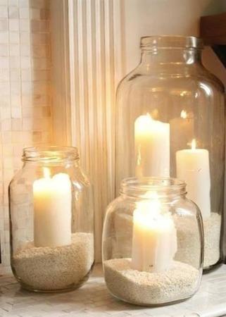 Świeca Classic Candles 7X10 cm