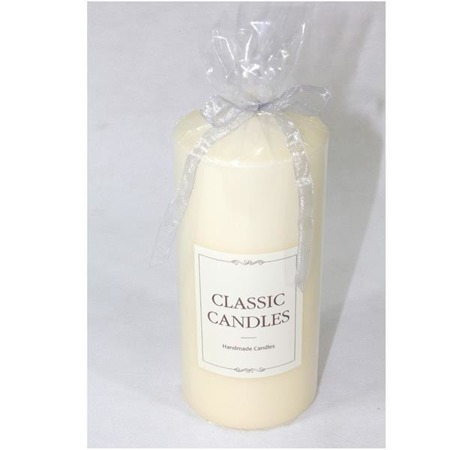 Świeca Classic Candles 8x18  cm